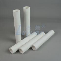 高密度PE 25ミクロン液体ガスのろ過フィルターシステムのためのポリエチレンによって焼結させるフィルター多孔性のプラスチックフィルター