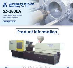 غطاء واق مصنوع مسبقًا من الألومنيوم البلاستيك المصنوع من الألومنيوم عالي السرعة ماكينة قالب الحقن