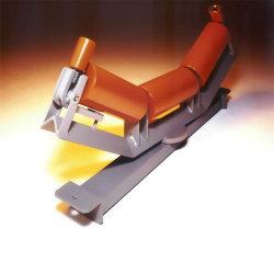 89mm de diâmetro do tubo de aço a canaleta de Serviço Pesado Grupo Intermediário do Transportador de rolos