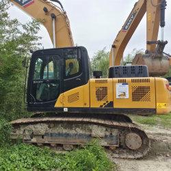 В области энергосбережения и охраны окружающей среды 99% используется строительных машин второй стороны экскаватора SANY SY200cplus с сильным структуры