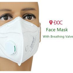 反塵の保護Pm2.5 N95呼吸弁のマスクのための安全のFacemaskの製造を呼吸する快適なEarloop