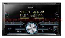 Автомобильный MP3-плеер двумя рейками DIN автомобильной аудиосистемы с помощью Bluetooth MP3-плеер