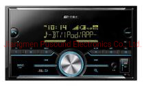 Transmissor de som do carro dois DIN com Bluetooth Car Audio player de MP3