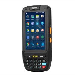 Terminal de poche RFID Barcode Scanner 2D'Android lecteur PDA