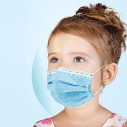 3 pieghe Earloop scherzano la maschera di protezione protettiva a gettare per i bambini del bambino