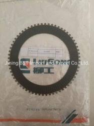قطع غيار ماكينات التسوية الخاصة بالحفار Liugong 0501-210-138 احتكاك القرص