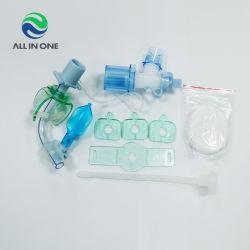 Il tubo a gettare del Tracheostomy del PVC con il polsino o Uncuff, Ce ha approvato