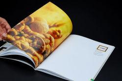 Gedrukte instructie Brochure Instruction Folder Reclame Brochure
