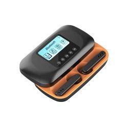 MP3 FM ラジオ機能付きワイヤレスイヤフォン 1200mAh 大容量 TWS Sport ヘッドセット Bluetooth ヘッドフォン (8 GB メモリ