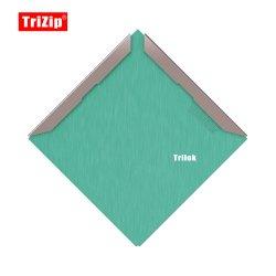 Trilok Metallblockierendach, Wand-Umhüllung, Fassade-quadratische Schindel-Fliese - Td193