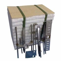 Aluminium Silikat Isolierung keramische Faser-Modul für Bauofen und Ofen