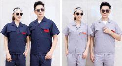 Les vêtements de travail définit les travaux portent des costumes de l'été Short Sleeve Vêtements de travail
