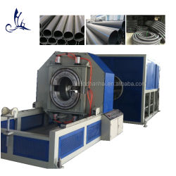 1200mm de plástico de gran tamaño de HDPE Pert PPR agua fría/caliente y el tubo de drenaje de extrusión de tubo/decisiones/máquina.