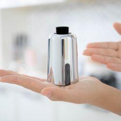 Protector automático de agua del grifo Grifo de agua del grifo de aireación del sensor de detección automática de infrarrojos Grifo de agua
