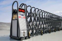 Liga de alumínio de eléctrico da capota automática portão de entrada da garagem
