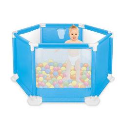 어린이 펜스 오션 볼 풀 아기 기어다니는 펜스 실내 장난감