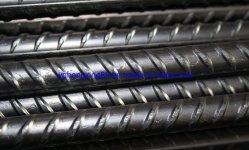具体的な30mnsi 35si2mn Psb1080のための変形させた棒鋼のプレストレスト鋼鉄繊維ワイヤーパソコン棒
