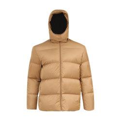 남자들, 최고급 유행의 90/10 특대형 퍼퍼 광택 유니섹스 라이트 쇼트 퍼퍼 웜다운 재킷 후드 도매