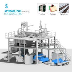 S 3200мм РР Spunbond не из ткани бумагоделательной машины и соткана текстильного машиностроения для одноразовых домашних хозяйств