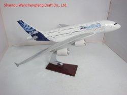 에어버스 A380 축소 모형 비행기 1/200 비행기 모형