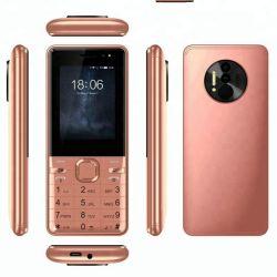 الهاتف المحمول المجاني M283 مقاس 2.4 بوصة، نظام GSM Quad Band Tecno الهاتف المحمول