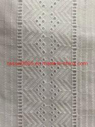 100% reine weiße Baumwolle Spitze für Kinderkleidung in über 3000 Designs