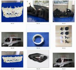 PlastikMcahining Teil pp. Berufspräzision CNC-, ABS, Upe, Peek, PU, Nylon und andere kundenspezifische Maschinerie-Teile. Hersteller für CNC-Plastikersatzteile