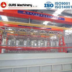 Barrel professionale Plastic Electroplating per Car Parte, Gold/Chrome Plating