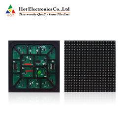 Commerce de gros de plein air à haute luminosité P6 P8 P10 SMD Module d'affichage à LED couleur 192*192 mm Taille du module