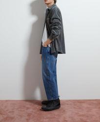 [أم] جديدة تصميم عادة [منس] عرضيّة قميص مخمل مضلّع قميص 100% قطر رجال قميص