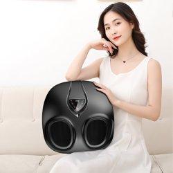 工場価格 OEM 電気振動赤外線ヒーターが空気圧をひねます 深さの Shiatsu フィート Massager 装置