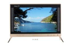 منزل/فندق/مطبخ إستعمال تلفزيون 24 بوصة [لد] تلفزيون مع نموذج شعبيّة