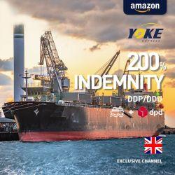 أرخص سعر وكيل الشحن البحري أفضل سعر الشحن من الصين إلى فووردر المملكة المتحدة