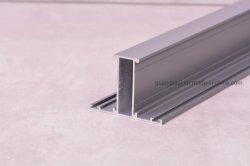 مواد البناء شهادة عالية الجودة أفضل سعر ألومنيوم ألومنيوم ألومينيو مسار ستارة باب نافذة الوضع