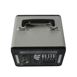 Elite ポータブル 220V 110V 電気 EU USA 充電器 USB x 4 ポータブルパワーパックリチウムバッテリ 500W 1kW 出力 14.8V リチウムイオン 屋外での移動用バッテリー