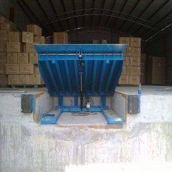 Manuel de l'équipement fixe stationnaire dock pour l'entrepôt logistique