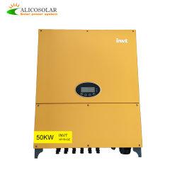 2905 beste kwaliteit Invert Solar Inverter 50-100kw Grid gebonden 3kw 5 kw 10 kw enkelfasig aan/uit-rooster voor zonnepaneel Systeemprijs