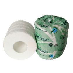 Commerce de gros Irgin Salle de bains hygiénique de tissus de pâte de papier toilette