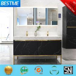 大理石表が付いているホーム浴室用キャビネットの家具によるX7200 150