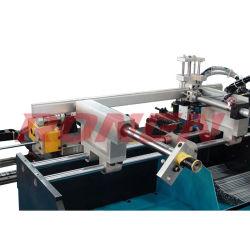 Высокая точность 9 оси 3D CNC автоматическая провод рамы стойки гибочный станок