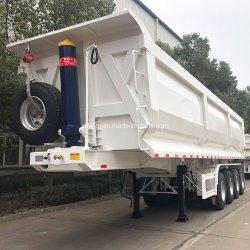 Cimc 4 parte posteriore dell'asse 80t che capovolge semi il ribaltatore del camion di rimorchio