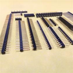 Fci Harting 2.0mm pH à 6 broches du connecteur femelle à sertir la borne embase à broches droites