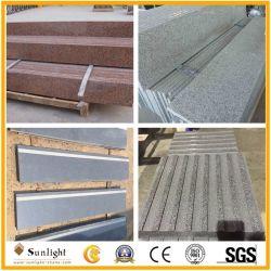 مواد البناء الطبيعية مصقولة/ملمعة/مقلوبة/مقلوبة في الجسم G682/G654/G603/G664/G687/G439/G562 أبيض/أسود/رمادي/أصفر/أحمر/وردي/بني/بيج/حجر حجري أخضر اللون للحجر المتجانف،