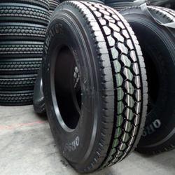 إطارات TBR عالية الجودة ذات علامات تجارية مزدوجة 295/75r22,5، 11r22,5، 315/80r22,5، 385/65r22,5 ذات عجلات شاحنة نصف قطرية للخدمة الشاقة