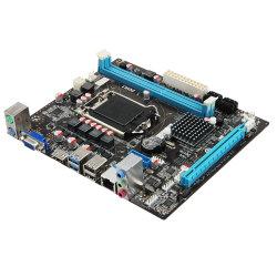 Motherboard Esonic H310CNA, suportam o processador do soquete LGA1151, Gigabyte LAN, Áudio de alta fidelidade