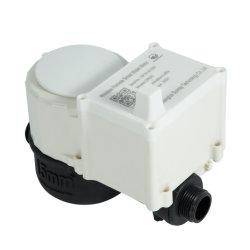 ワイヤレスリモート湿式プラスチックバルブ制御水計、 FSK/Lora