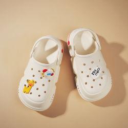 [سندرس] [كروك] مسددات أطفال [فردس] أصليّة [كروك] أحذية [بلو وايت] أحذية الحديقة الوردية باللون الأصفر تعوق أحذية التماسيح للأطفال