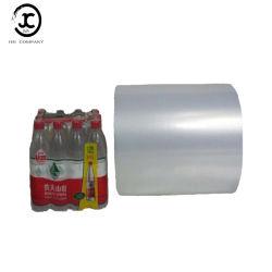 الصين المصنع المورد أفضل سعر بولي إيثيلين الحرارة الشكرية فيلم LDPE تقليص فيلم لتغليف زجاجات المياه