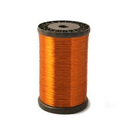 Commerce de gros fil de cuivre émaillé vêtu d'aluminium 0.10mm - 5 mm classe H (180) pour le moteur électrique du transformateur et ce fil de bobinage