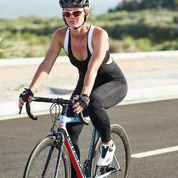 2021 여성용 자전거 사이클링 타이츠 겨울 방열 사이클링 비브 팬츠 롱 마운틴 바이크 다운힐 프로 팀 젤 패드 타이츠